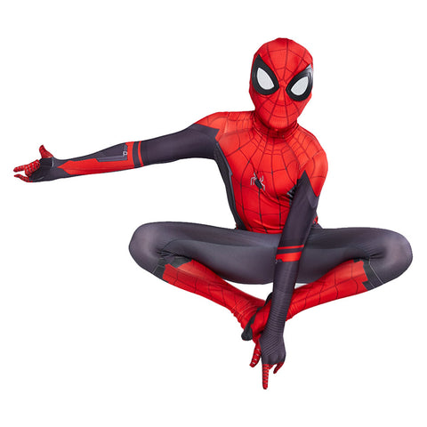Kinder Spider-Man: Far From Home Peter Parker Jumpsuit für Kinder Cosplay Kostüm