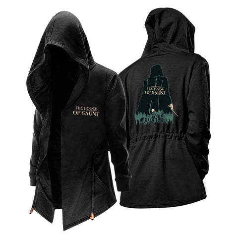 Jacke The House of Gaunt - Les origines Hoodie The Gaunt Family Harry Potter Jacke Sweatshirt