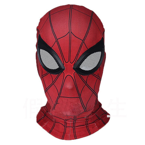 Spider-Man: Far From Home Peter Parker Maske Kopfbedeckung Cosplay Maske Erwachsene Halloween Karenval