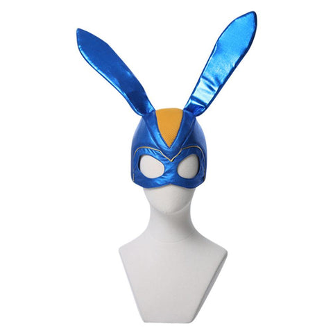 The Secret Life of Pets 2 Pets 2 Snowball Maske Kopfbedeckung Cosplay Requisite - Karnevalkostüme