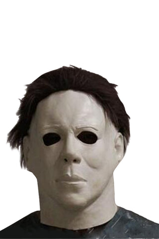 Halloween Horror Movie Michael Myers Latex Mask For Adult