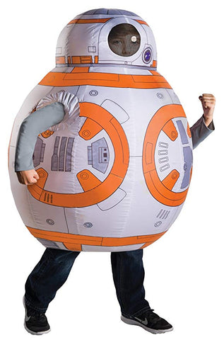 Star Wars Episode VII: The Force Awakens Deluxe BB-8 FATSUIT AUFBLASBAR KOSTÜM FETTKOSTÜM