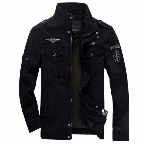 Air Force Men's Military Jean Jacket -  - TheToolKit Outdoor Survival Gear and Equipment