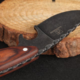 Tactical Hunting Knife -  - TheToolKit Outdoor Survival Gear and Equipment