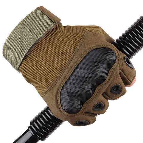 Half Finger Tactical Gloves -  - TheToolKit Outdoor Survival Gear and Equipment