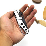 Mini Folding Tactical Knife -  - TheToolKit Outdoor Survival Gear and Equipment