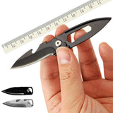 Portable Folding Key Chain Knife -  - TheToolKit Outdoor Survival Gear and Equipment