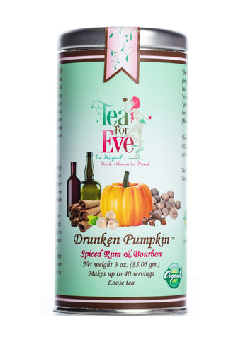 Pumpkin Spice Tea-Drunken Pumpkin™
