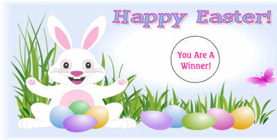 Easter Scratch Ticket-Design 01