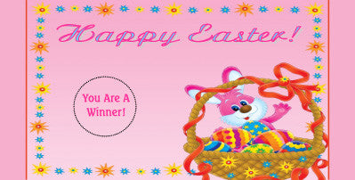 Easter Scratch Ticket-Design 02