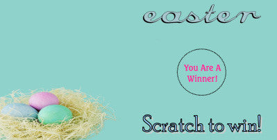Easter Scratch Ticket-Design 03