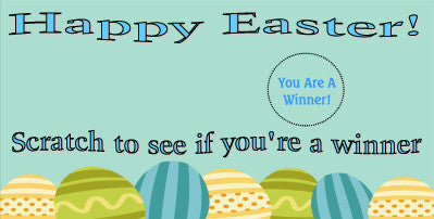 Easter Scratch Ticket-Design 05