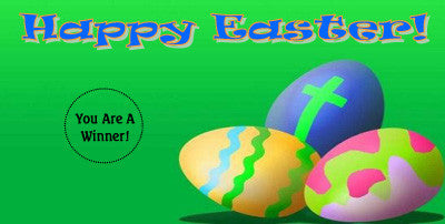 Easter Scratch Ticket-Design 08