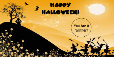 Halloween Scratch Ticket-Design 02