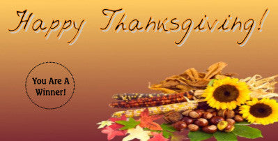 Thanksgiving Scratch Ticket-Design 01