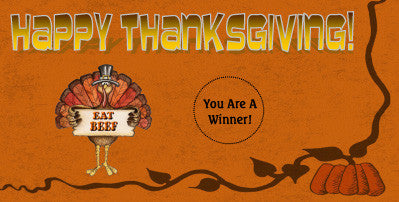 Thanksgiving Scratch Ticket-Design 02