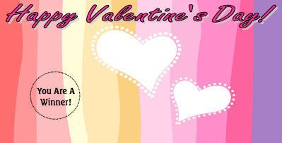 Valentine's Day Scratch Ticket-Design 02