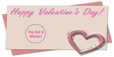 Valentine's Day Scratch Ticket-Design 03