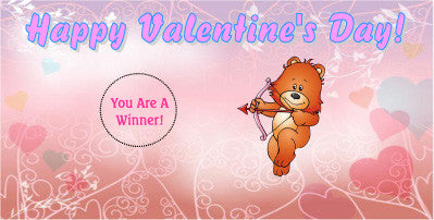 Valentine's Day Scratch Ticket-Design 05