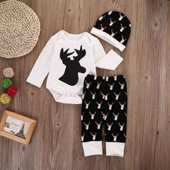 Deer Bodysuit Set
