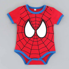 Superhero Bodysuit Short Sleeve