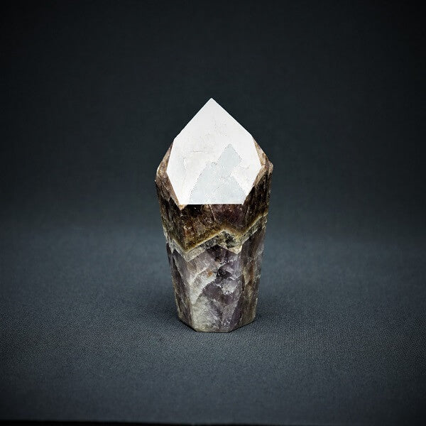 Super Seven Channeling Crystal - 570 grams - Heavenly Crystals Online