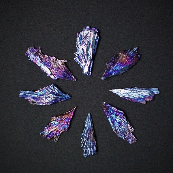 Rainbow Kyanite Blades - 5cm to 6cm - Heavenly Crystals Online