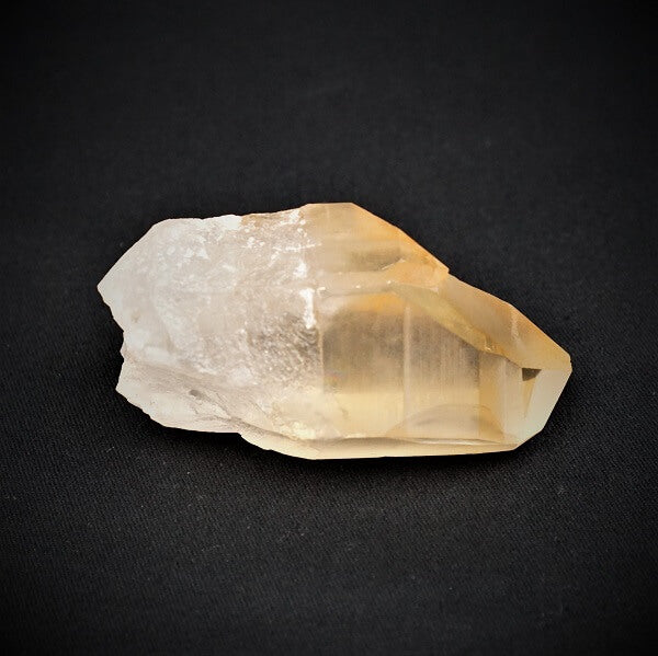 Tangerine Lemurian Quartz Double Terminated Points Crystals - Brazil - heavenly-crystals-online