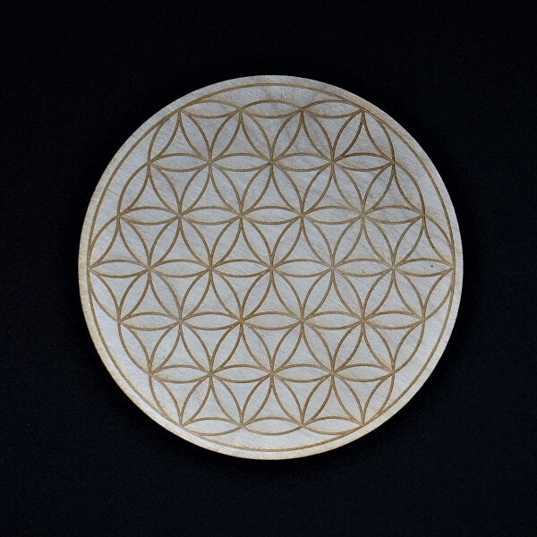 Flower of Life Crystal Grid - Heavenly Crystals Online