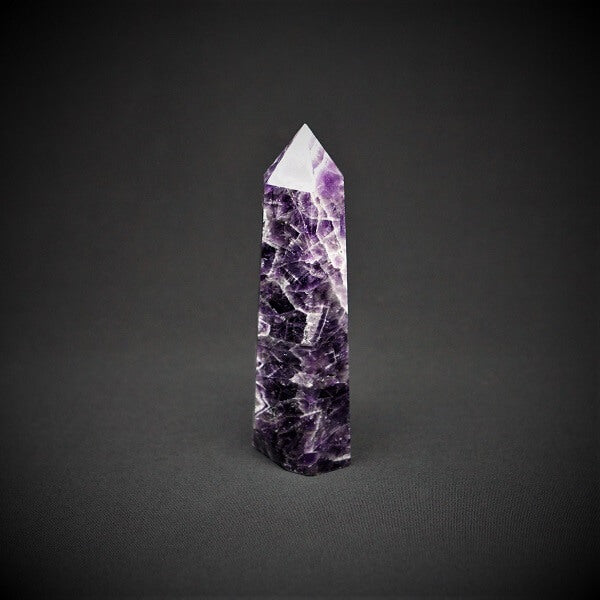 Chevron Amethyst Generator Point - 747 grams - Heavenly Crystals Online