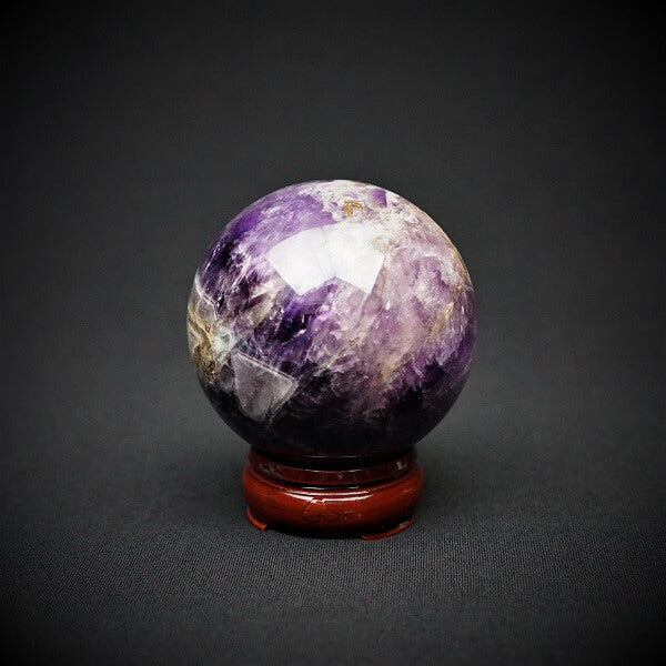Amethyst Sphere - 788 grams - Heavenly Crystals Online