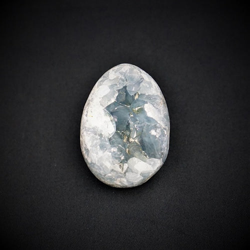 Celestite Geode Egg - heavenly-crystals-online