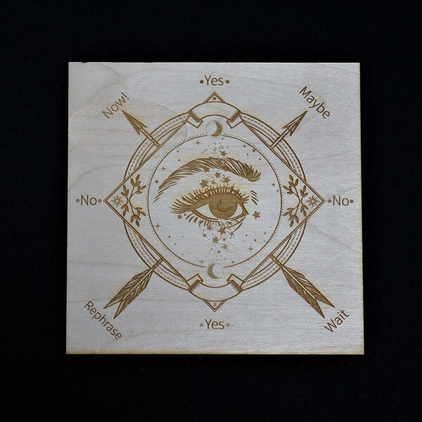 Pendulum Board Crystal Grid - Heavenly Crystals Online