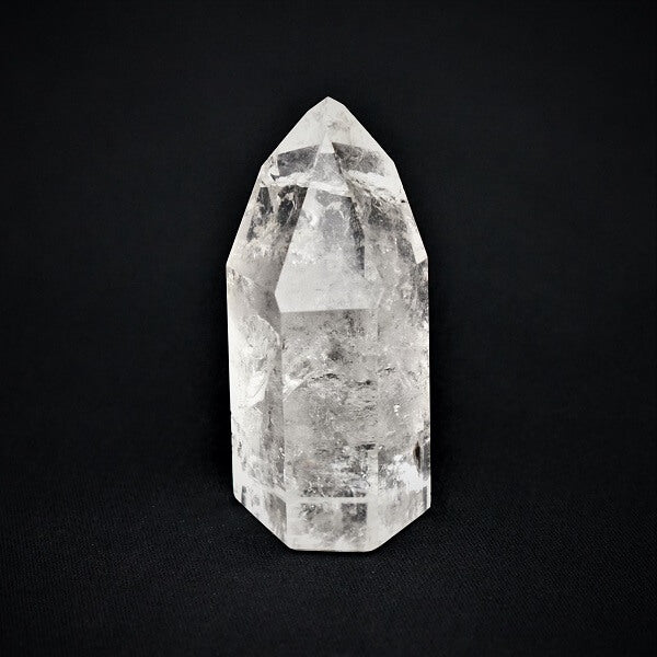 Clear Quartz Master Channeling Healing Crystal Point AAA Grade - 259 grams - Heavenly Crystals Online