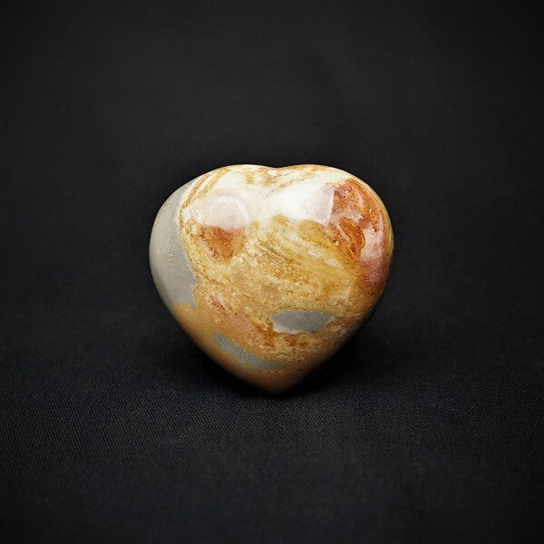 Ocean Jasper Heart - heavenly-crystals-online