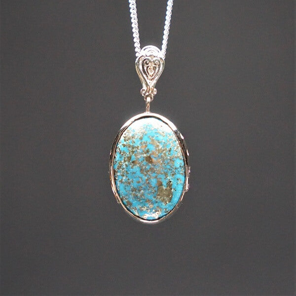 Arizona Turquoise 925 Sterling Silver - Heavenly Crystals Online