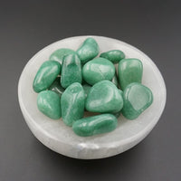 Green Aventurine Tumbled Stones - heavenly-crystals-online