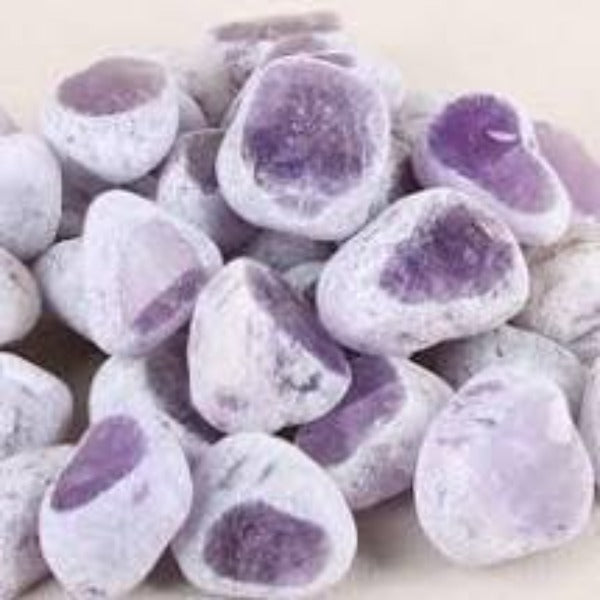 Amethyst Seer Stone - Heavenly Crystals Online
