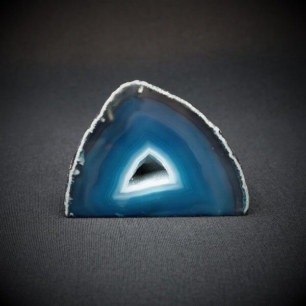 Blue Agate Cave - 271grams - Heavenly Crystals Online