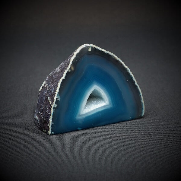 Blue Agate Cave - 271grams