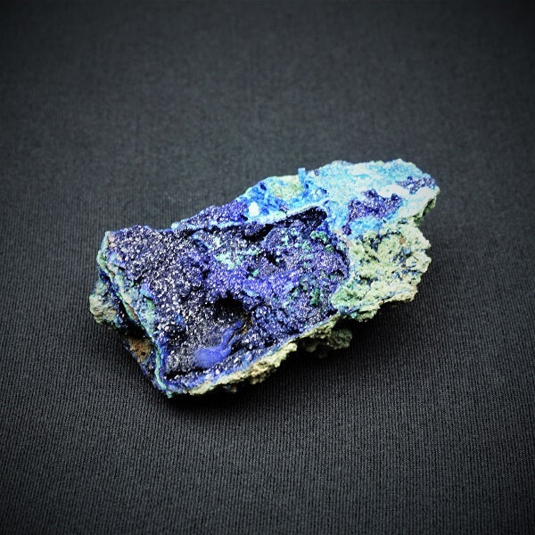 Azurite and Malachite - 90 grams - Heavenly Crystals Online