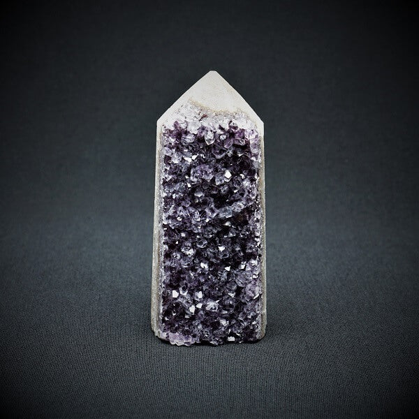 Amethyst Geode Tower AAA Grade - 266 grams