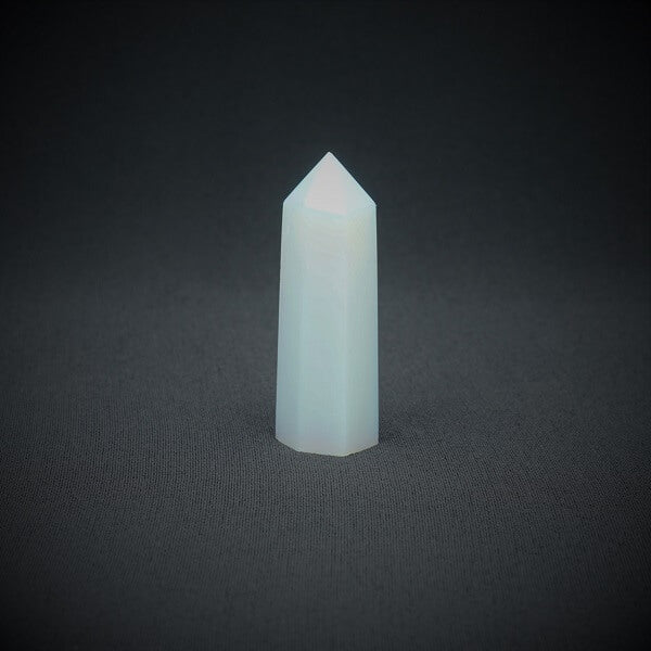 Opalite Generator Point (Man-made) - 109 grams - Heavenly Crystals Online
