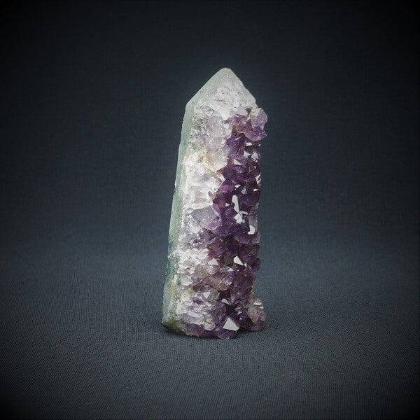 Amethyst Geode Tower - 167 grams - Heavenly Crystals Online