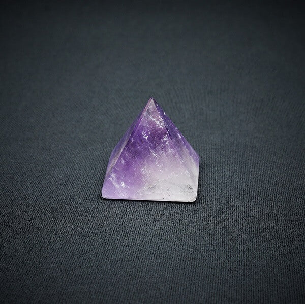 Amethyst Pyramid - 40 grams - Heavenly Crystals Online