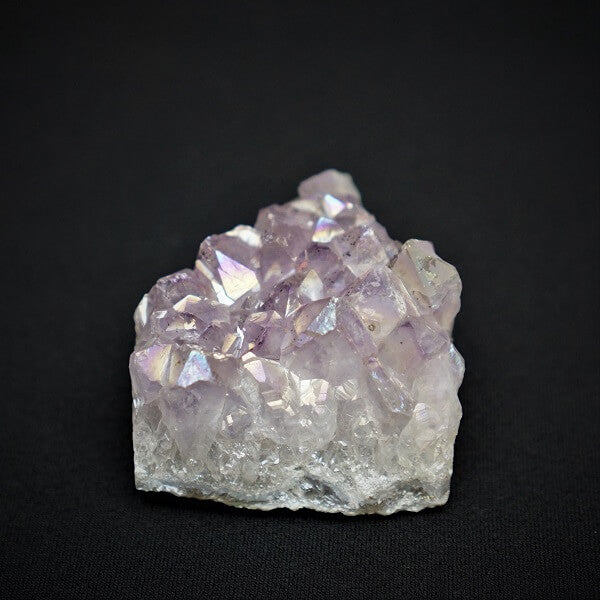 Amethyst Aura Cluster - 201 grams - Heavenly Crystals Online