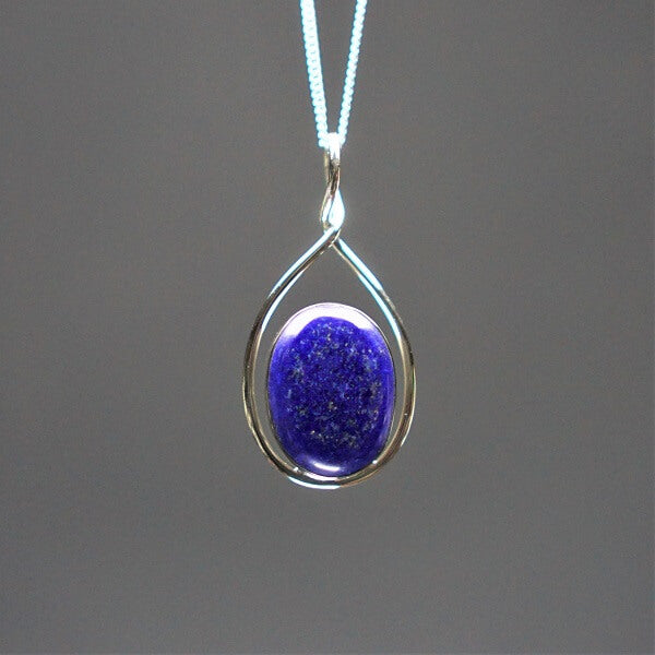 Lapis Lazuli 925 Sterling Silver - Heavenly Crystals Online