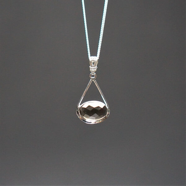 Smoky Quartz 925 Sterling Silver - Heavenly Crystals Online