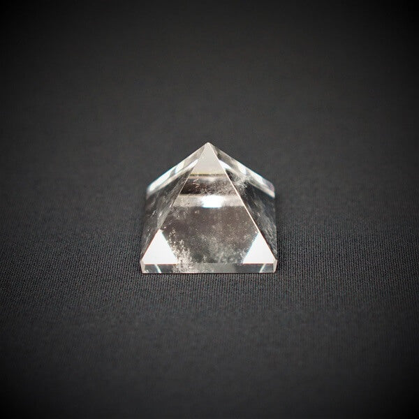 Clear Quartz Pyramid - 68 grams - Heavenly Crystals Online