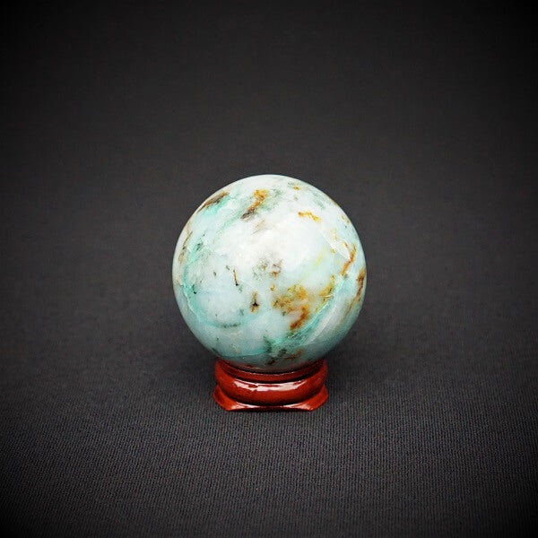 Blue Opal Sphere - 166 grams